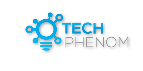 Tech Phenomenon Shop Logo