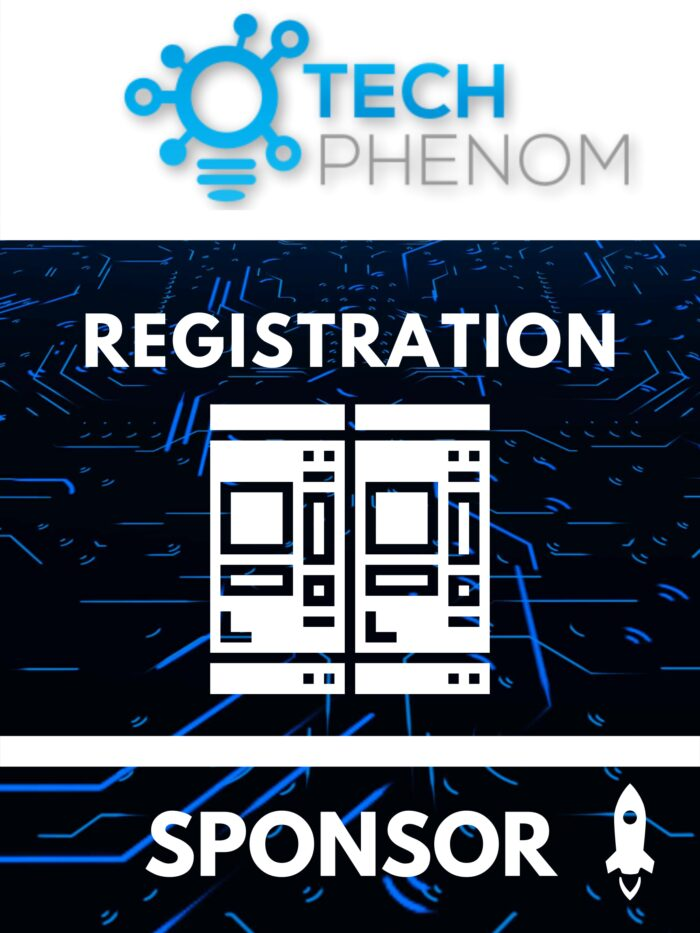 Tech Phenomenon Registration Sponsor