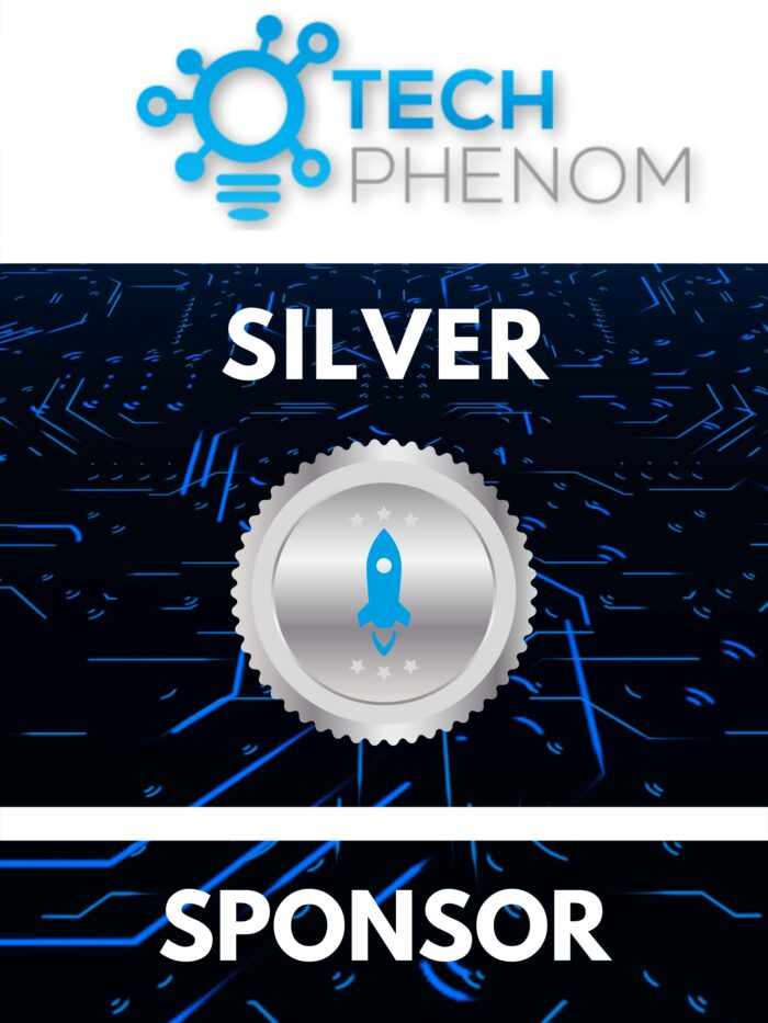 Tech Phenomenon Silver Sponsorship With 10x10 Booth