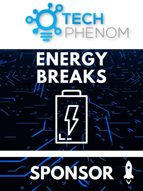 Tech Phenomenon Afternoon Break Sponsor