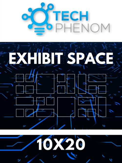 Tech Phenomenon 10x20 Booth