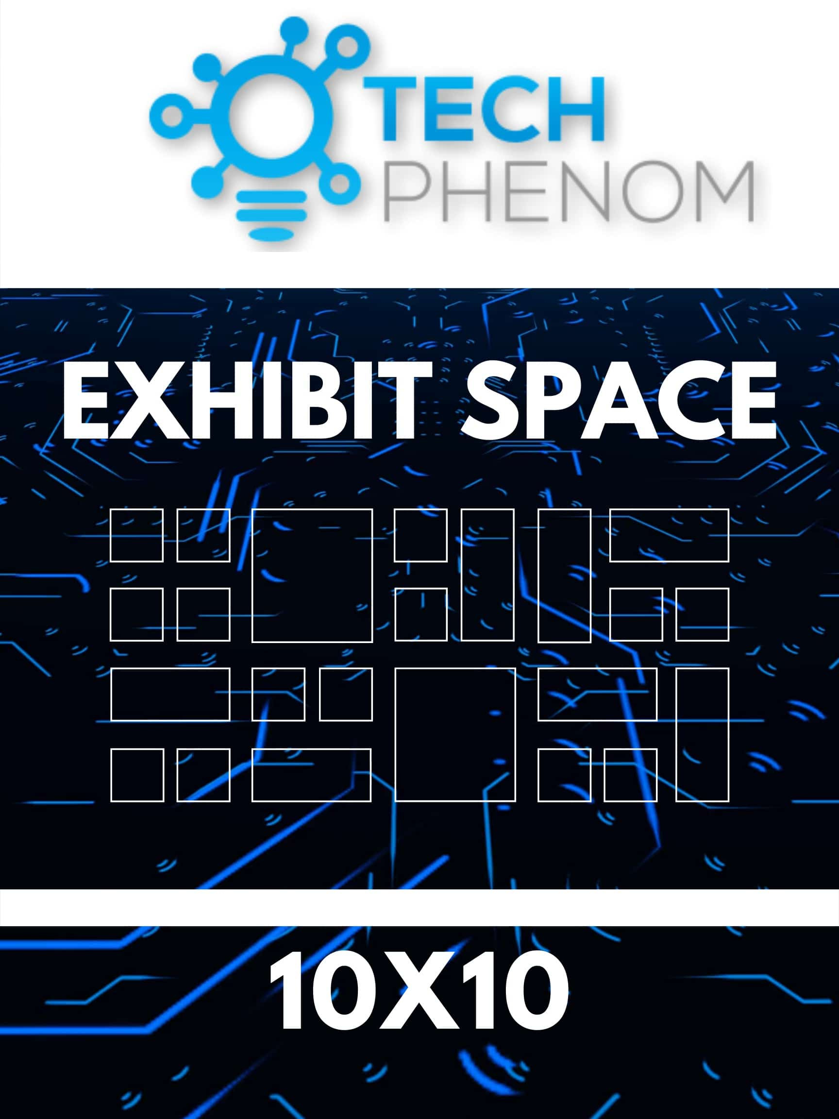 Tech Phenomenon 10x10 Booth